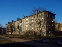 Московский район, Новоизмайловский проспект, дом 2. многоквартирный дом