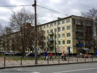 Московский район, Новоизмайловский проспект, дом 13. многоквартирный дом