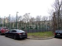Московский район, Новоизмайловский проспект. спортивная площадка