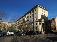 Московский район, улица Решетникова, дом 3. многоквартирный дом