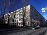 Московский район, улица Решетникова, дом 5. многоквартирный дом