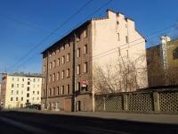 Московский район, улица Решетникова, дом 6. неиспользуемое здание