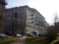 Московский район, улица Решетникова, дом 9. многоквартирный дом
