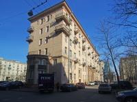 Московский район, улица Решетникова, дом 11. многоквартирный дом