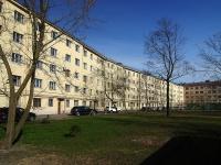 Московский район, улица Решетникова, дом 17 к.1. многоквартирный дом