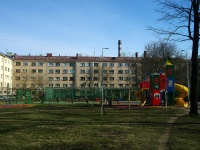 Московский район, улица Решетникова, дом 17 к.2. многоквартирный дом