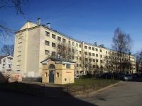 Московский район, улица Решетникова, дом 17 к.3. многоквартирный дом