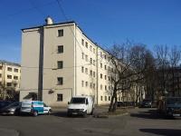 Московский район, улица Решетникова, дом 19. многоквартирный дом