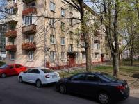 Московский район, улица Орджоникидзе, дом 3. многоквартирный дом