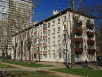 Московский район, улица Орджоникидзе, дом 4. многоквартирный дом