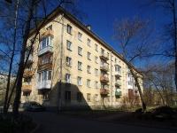 Московский район, улица Орджоникидзе, дом 6. многоквартирный дом