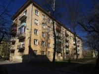 Московский район, улица Орджоникидзе, дом 10. многоквартирный дом