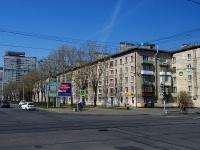 Московский район, улица Орджоникидзе, дом 22. многоквартирный дом
