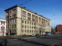 Московский район, улица Сызранская, дом 14. колледж Санкт-Петербургский колледж автоматизации лесопромышленного производства