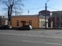 Московский район, улица Сызранская, дом 15 ЛИТ А. офисное здание