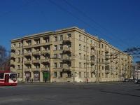 Московский район, улица Сызранская, дом 18. многоквартирный дом