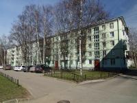 Московский район, улица Кубинская, дом 10. многоквартирный дом