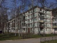 Московский район, улица Кубинская, дом 16. многоквартирный дом