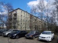 Московский район, улица Кубинская, дом 22. многоквартирный дом