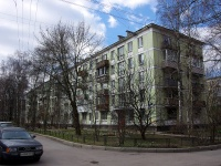 Московский район, улица Кубинская, дом 24. многоквартирный дом