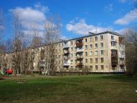 Московский район, улица Кубинская, дом 28. многоквартирный дом