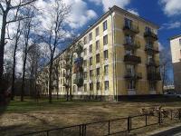 Московский район, улица Кубинская, дом 34. многоквартирный дом