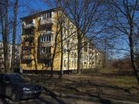 Московский район, улица Кубинская, дом 52. многоквартирный дом