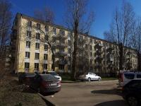 Московский район, улица Кубинская, дом 54. многоквартирный дом