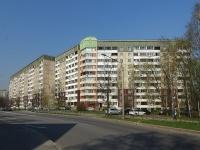 Московский район, улица Костюшко, дом 2 к.1. многоквартирный дом