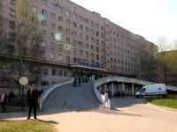 Московский район, улица Костюшко, дом 2. больница Городская больница №26
