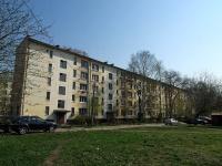 Московский район, улица Костюшко, дом 3. многоквартирный дом