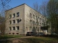 Московский район, улица Костюшко, дом 4. поликлиника Детская городская поликлиника №35