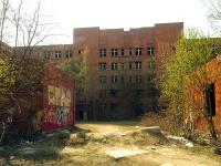 Московский район, улица Костюшко, дом 7 к.2. аварийное здание