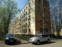 Московский район, улица Костюшко, дом 12. многоквартирный дом