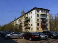 Московский район, улица Костюшко, дом 13 к.1. многоквартирный дом