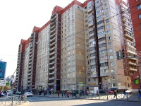 Московский район, улица Звездная, дом 5 к.1. многоквартирный дом