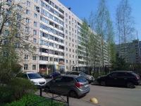 Московский район, улица Звездная, дом 9 к.1. многоквартирный дом