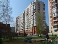 Московский район, улица Звездная, дом 11 к.1. многоквартирный дом