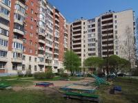 Московский район, улица Звездная, дом 11 к.2. многоквартирный дом