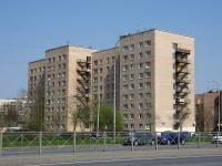 Московский район, улица Звездная, дом 13 к.2. общежитие