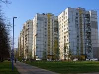 Московский район, Пулковское шоссе, дом 5 к.1. многоквартирный дом