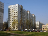 Московский район, Пулковское шоссе, дом 5 к.2. многоквартирный дом