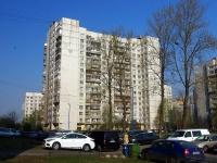 Московский район, Пулковское шоссе, дом 7 к.2. многоквартирный дом