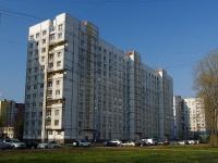 Московский район, Пулковское шоссе, дом 9 к.2. многоквартирный дом