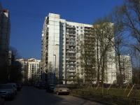 Московский район, Пулковское шоссе, дом 11 к.2. многоквартирный дом