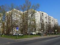 Московский район, Пулковское шоссе, дом 13 к.1. многоквартирный дом