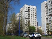 Московский район, Пулковское шоссе, дом 13 к.4. многоквартирный дом