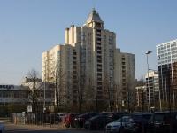 Московский район, улица Галстяна, дом 1. многоквартирный дом