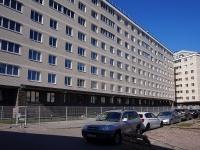Московский район, улица Киевская, дом 5 к.7. офисное здание