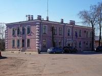 Московский район, улица Киевская, дом 5 ЛИТ А. офисное здание